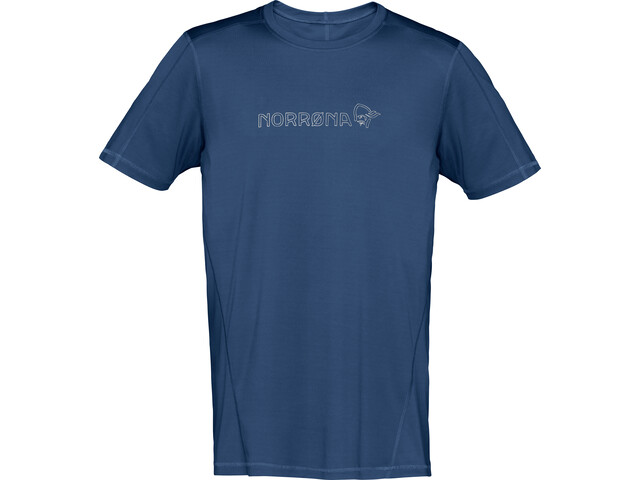 Norrøna /29 Tech T-Shirt Herren indigo night